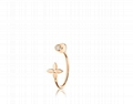 Louis Vuitton IDYLLE BLOSSOM SMALL HOOP EARRING