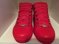Balenciaga Arena Rouge Braise  Qasa Pavot Red October Shattered Boost 350 750 5