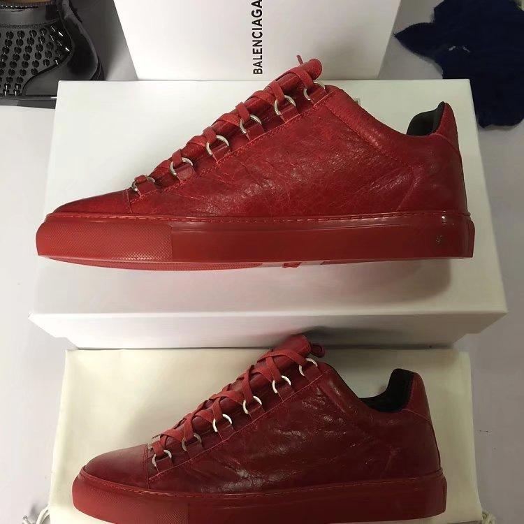 Balenciaga Arena Rouge Braise  Qasa Pavot Red October Shattered Boost 350 750 7