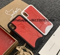 Christian Louboutin case model protective case drop-proof red bottom iphone case