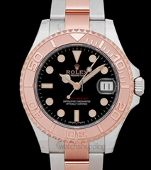 Rolex Yacht Master 37 mm Steel Everose gold 268621 cheaper price