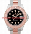 Rolex Yacht-Master 37 mm Steel and Everose gold - 268621