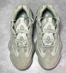 """yeezy 500 """"SALT""""Long-haired suede suede"""
