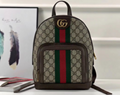Gucci Ophidia Backpack Double G embossed
