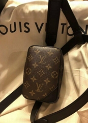 Louis Vuitton X Virgil Abloh Utility Harness Bag UTILITY SIDE BORSA UTILITY BAG