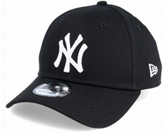 NY Yankees 940 Basic White/Black New Era caps Trucker Cap Snapback Hat