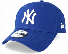 New York Yankees 940 League Basic Blue Adjustable - New Era cap