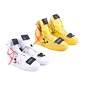 Off-White Men's Off Court High-Top Leather Sneakers men women luxury brand shoes 14