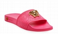 Ver Palazzo Medusa Pool Slide Sandals  PVC with golden medusa head
