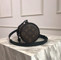 Louis Vuitton M44631 LV Chalk Nano Bag Monogram canvas 2019