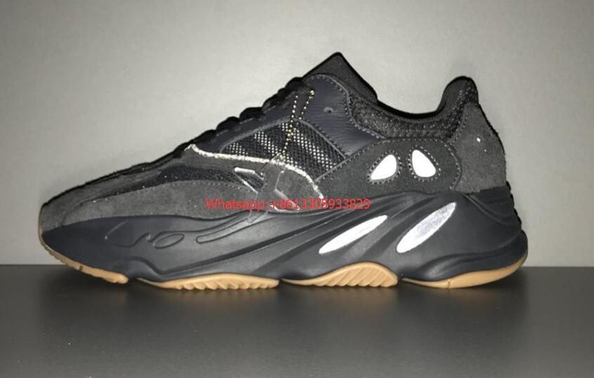Adidas Yeezy Boost 700 V2 Utility Black Wave Runner Gum FV5304 Kanye West 5