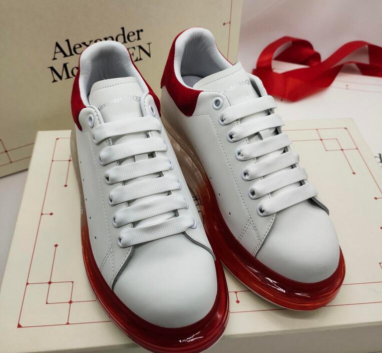 2019 Mens Sneakers McQ Air cushion Style with 2 Colors Option