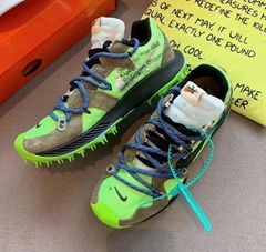 Nike x Off-White Zoom Terra Kiger 5 CD8179 100 Electric Green