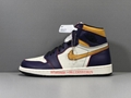 Nike SB x Air Jordan 1 Retro High OG Court Purple  5