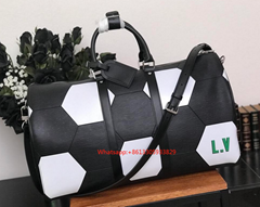 Louis Vuitton x 2018 FIFA World Cup Russian LE Keepall Bandouliere 50 M52121