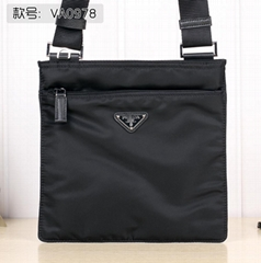 Prada Small Nylon Crossbody Bag men fashion brand handbag shop designer bags