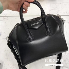 Givenchy Medium Antigona Glazed Leather Satchel women fashion handbag luxury