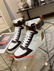 MENS women LOUIS VUITTON RIVOLI SNEAKER BOOT SHOES