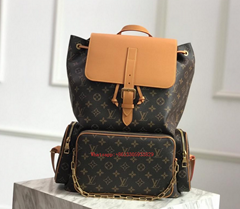 Virgil Abloh Louis Vuitton Mens Monogram Legacy Backpack Trio M44658