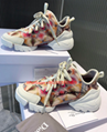 Dior Floral Multi Print Inspired Connect Sneakers
