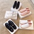 COMMON PROJECTS white Achilles leather
