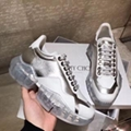 Jimmy Choo Launches Luxe Diamond Sneakers Crystal transparent shoes cheap online