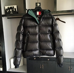 winter Padded Down Jacket Black Size 2 M Puffer Jacket