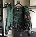 Moncler Padded Down Jacket Black Size 2 M Puffer Jacket