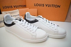 Louis Vuitton Luxembourg line sneakers Isetan pop-up limited edition F/S shoes