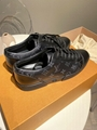 Louis Vuitton Mens Match Up Sneaker Monogram Leather luxury brand lv shoes cheap