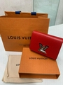 wholesale Louis Vuitton Epi Leather Twist MM Handbag shop design lv luxury bags