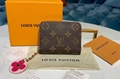 Louis Vuitton Zippy Coin Purse Monogram Canvas women wallet bags cluthes cheap