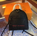 Louis Vuitton  M44945 Moon Backpack trendy bag  Alma's half-moon shape