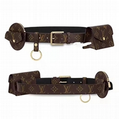 Louis Vuitton M0236Y Daily Multi Pocket 30mm Belt