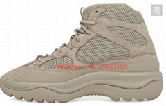 Adidas Yeezy 500 High Slate Static running shoes cheaper price boots