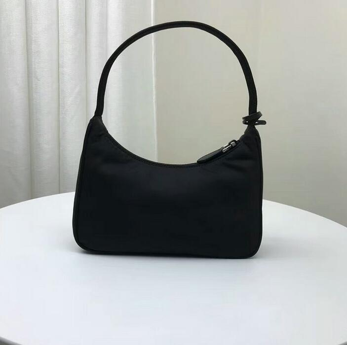 Wholesale Prad black nylon mini Hobo Bag Luxury fashion handbags Wallets women bag