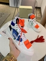 Off-White Men s Off Court 3.0 High-Top Leather ODSY-1000 Sneakers fashion boots