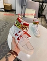 IMG 2  OFF-WHITE 70´s high top  Leather sneakers men women