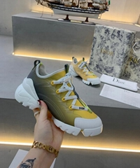 Dior D-Connect flowers Sneaker Neoprene