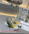 Dior D-Connect flowers Sneaker Neoprene man Women dior Nude laces shoes