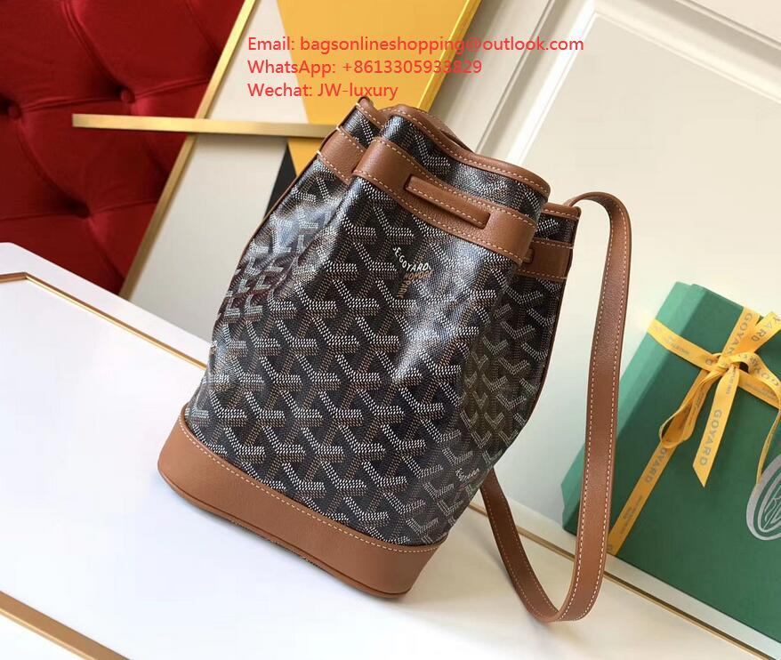 Goyard women Petit Flot Bucket Bag