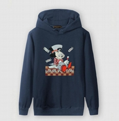 Louis Vuitton Hoodie Mickey Mouse Hoodie women clothes