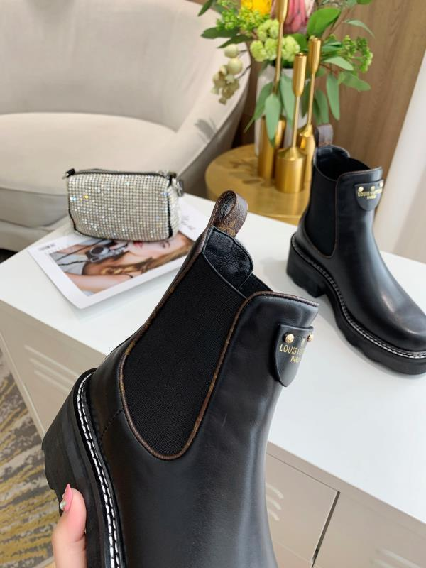 LV 1A8949 Beaubourg Ankle Boot WhatsApp+8613305933829