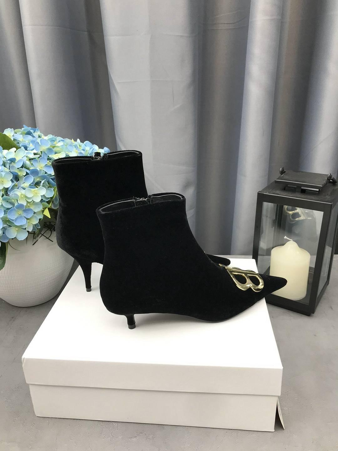 Balen Women BB Booties 40mm/80mm WhatsApp+8613305933829