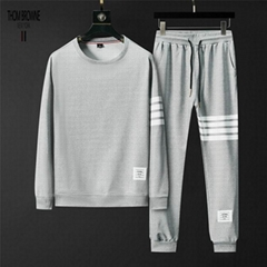 THOM BROWNE MEN TRACKSUIT TMBN-TKST-0086 Size S-2XL (Hot Product - 1*)