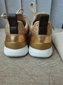 Louis Vuitton Aftergame Sneakers lightweight design metallic technical shoes