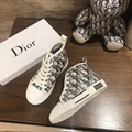 Kids Dior B23 High-Top Sneaker Dior Oblique Technical Children s shoes cheap