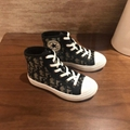 Kids Dior B23 High-Top Sneaker Dior Oblique Technical Children's shoes cheap