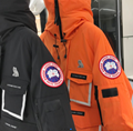 OVO x Canada Goose Black Constable Parka Jacket Men's Whatsapp:  +8615060385838