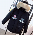 Canada Goose coat Snow Mantra Herren Parka Men's Canada jacket